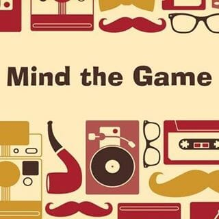 Logo: escape rooms Mind The Game London