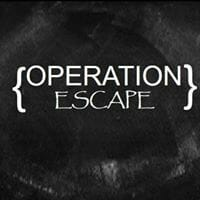 Logo: escape rooms Operation Escape London
