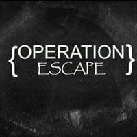 Logo: escape rooms Operation Escape London