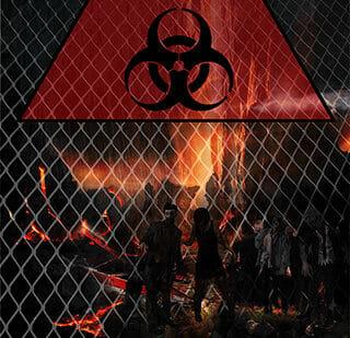 preview for escape room Apocalypse Leeds
