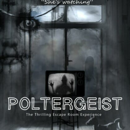 Main picture for escape room Poltergeist