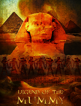 Main picture for escape room Legend Of The Mummy
