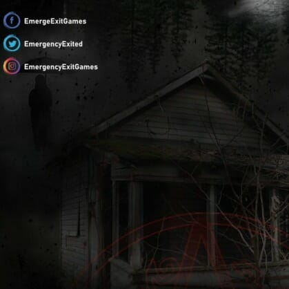Main picture for escape room Conjure