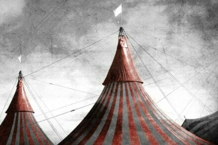 illustration 1 for escape room The Cursed Carnival Liverpool