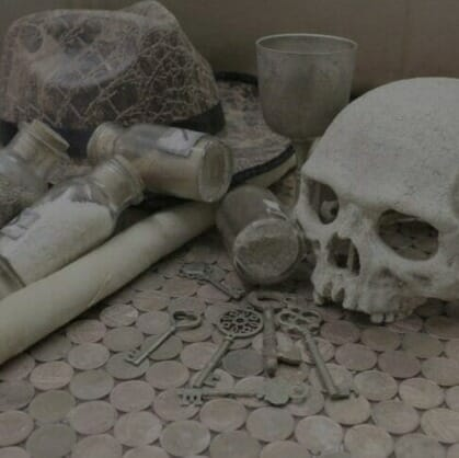 preview for escape room The Tomb Liverpool